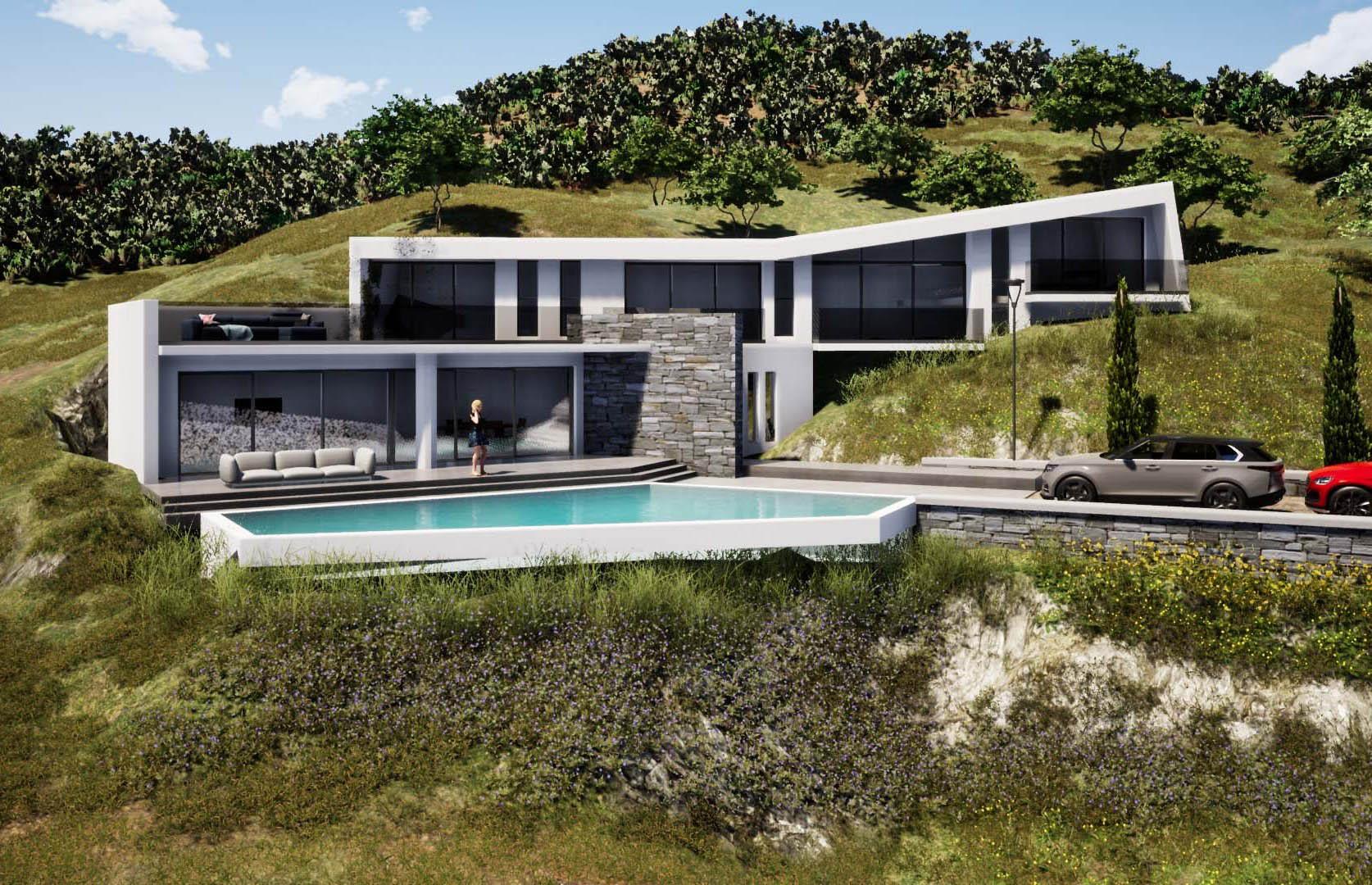 Arcons Development Katoikia Lefkada