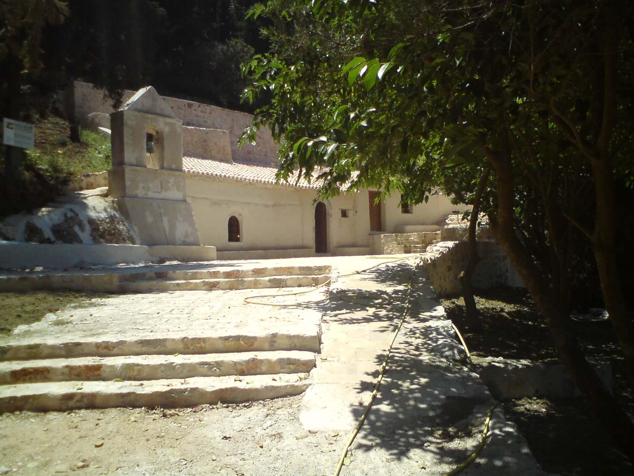 Arcons Ekklhsia Agiou Ioannh Lefkada 1