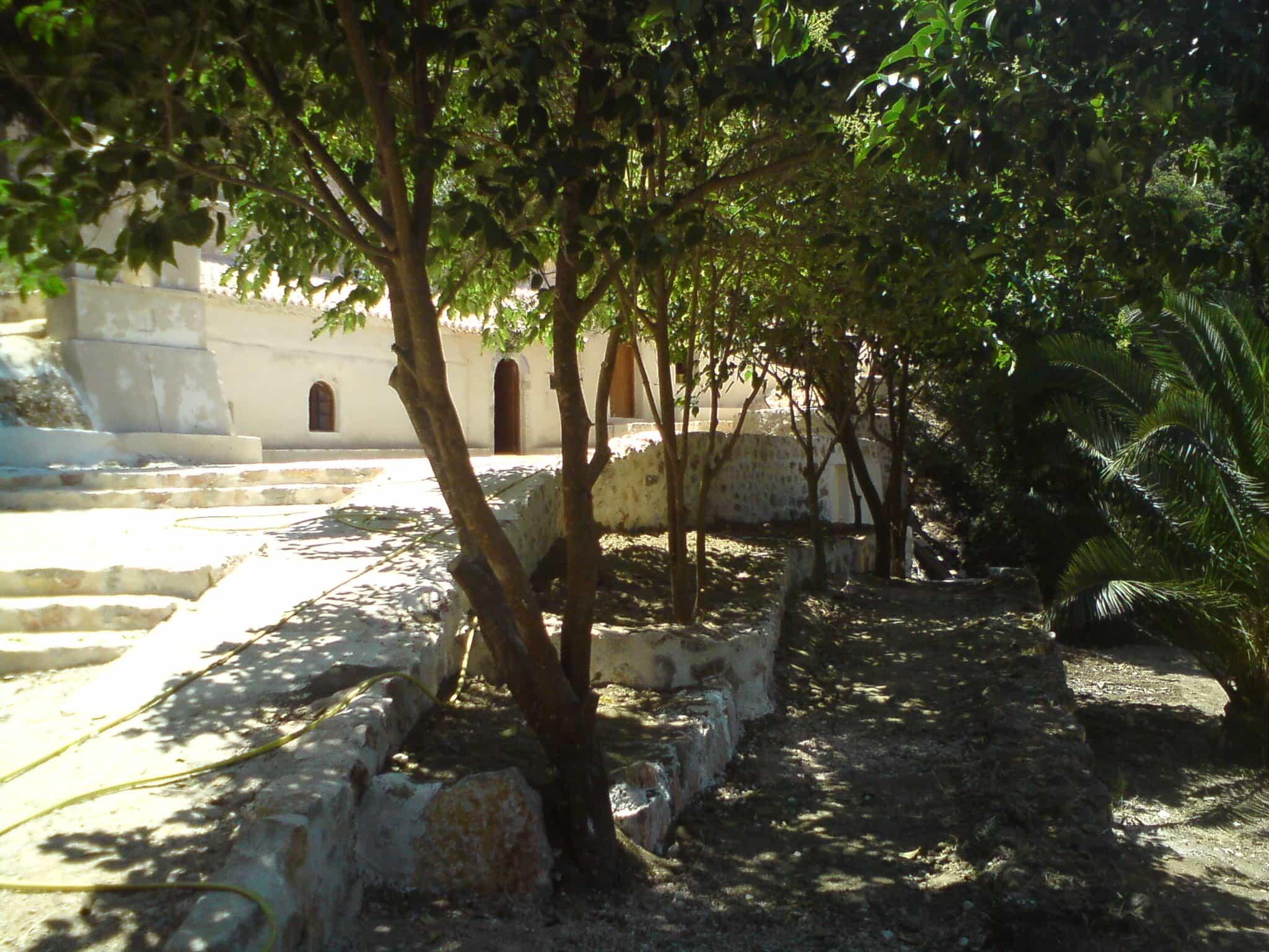 Arcons Ekklhsia Agiou Ioannh Lefkada 2