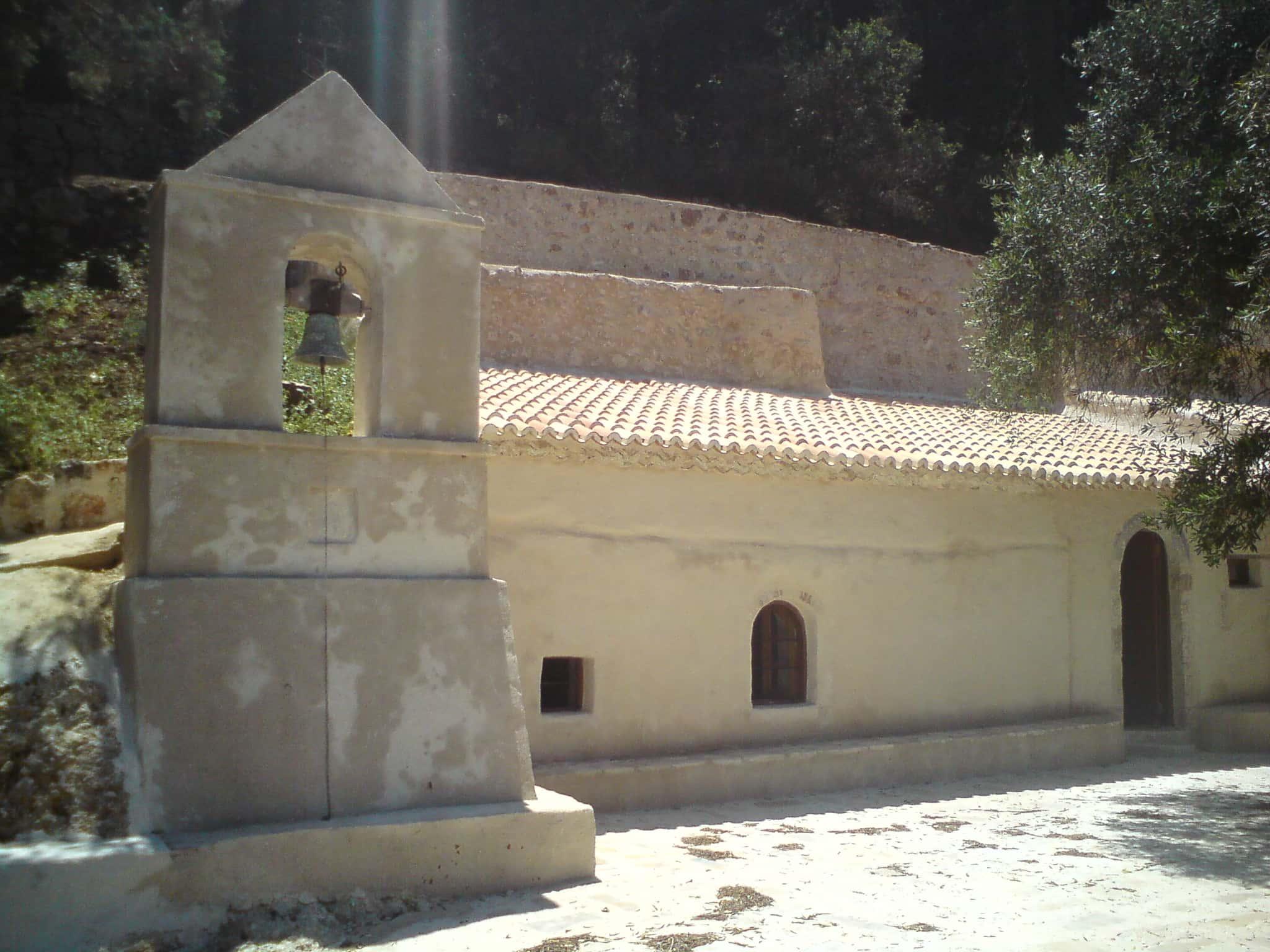 Arcons Ekklhsia Agiou Ioannh Lefkada