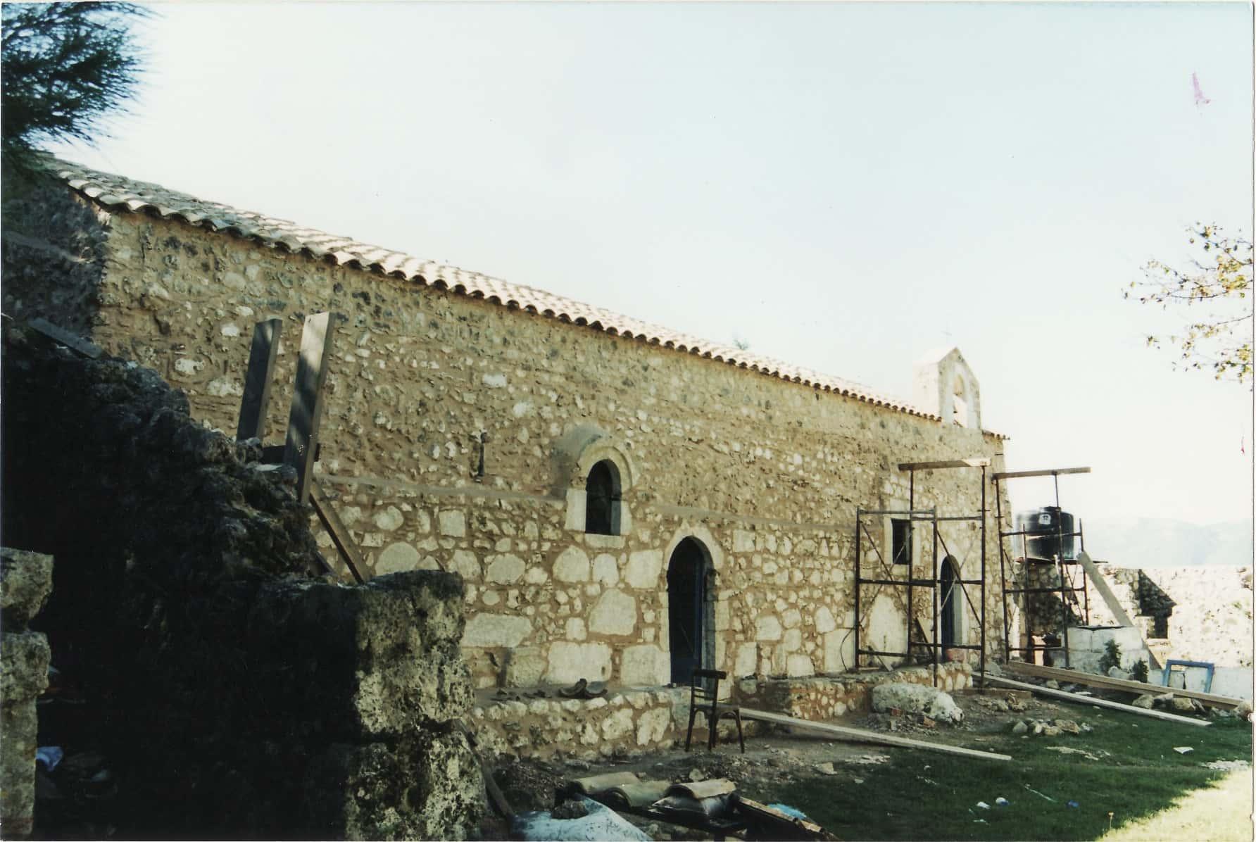 Arcons Ekklhsia Agiou Ioannh Rodaki Vournika Lefkada 2