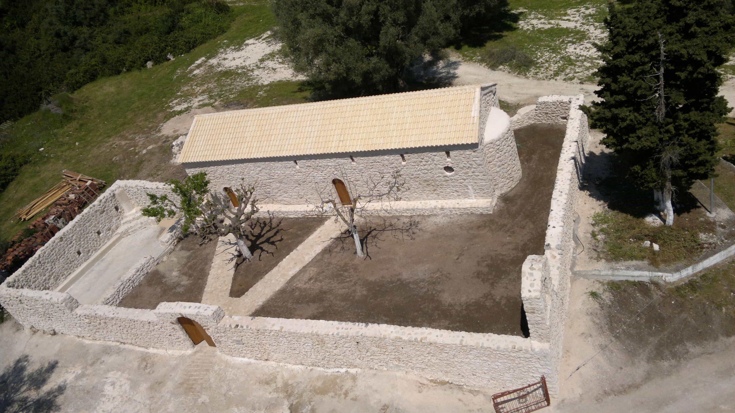 Arcons Monasthri Agiou Georgiou Marantohori Lefkadas