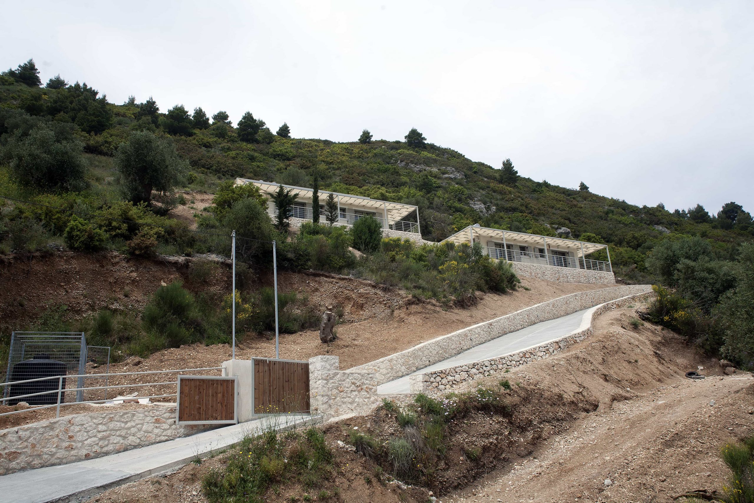 Arcons Touristikes Katoikies Agios Nikhtas Lefkadas