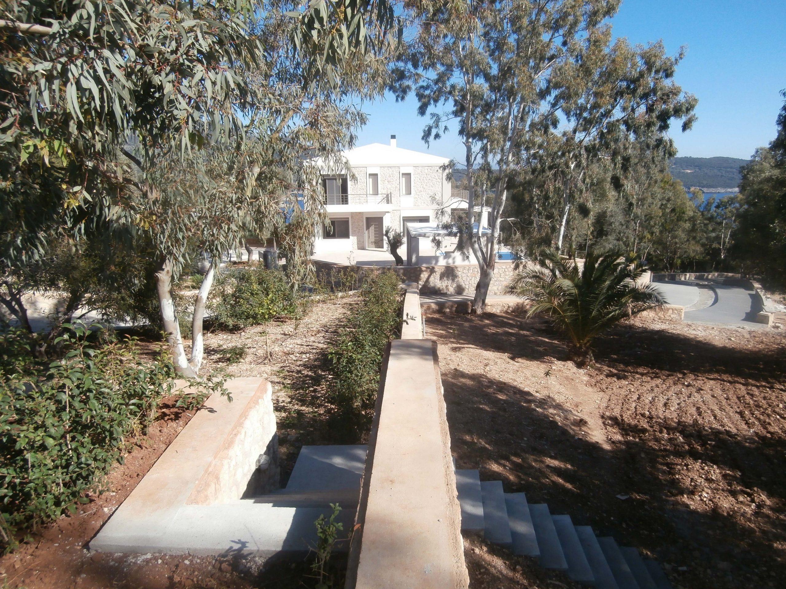 Arcons Polyteleis Katoikies Kastri Marantohori Lefkada