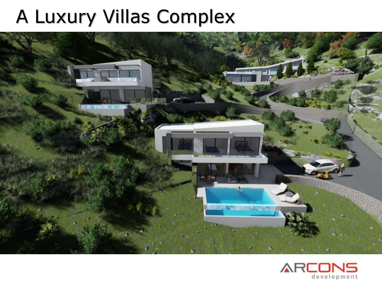 Arcons Development sygkrothma polytelon Villas 1