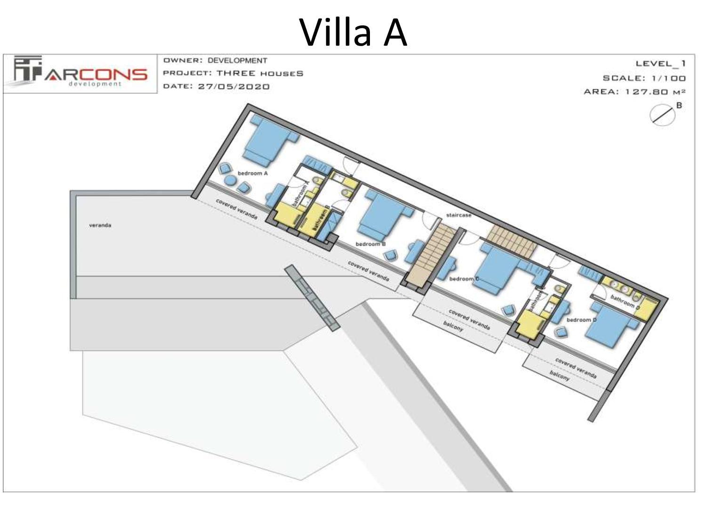 Arcons Development sygkrothma polytelon Villas 10