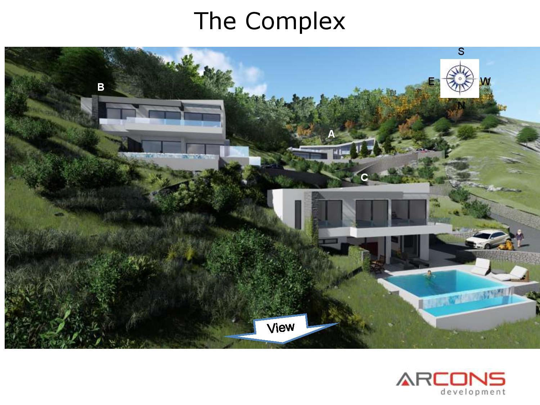 Arcons Development sygkrothma polytelon Villas 5