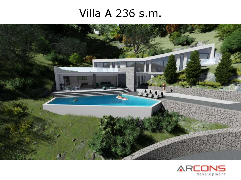 Arcons Development sygkrothma polytelon Villas