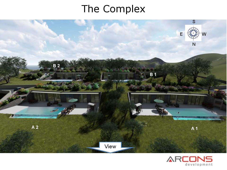 Arcons Development sygkrothma polytelon katoikion 6