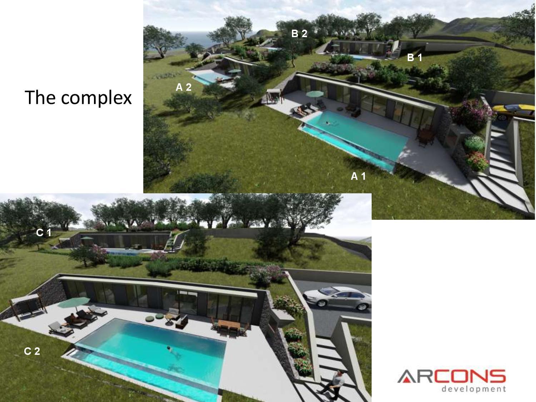Arcons Development sygkrothma polytelon katoikion 8