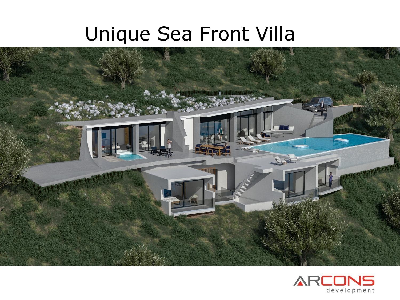 Arcons Development Cave Villa Sivota Lefkada 1