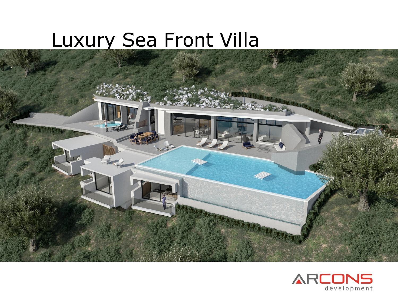 Arcons Development Cave Villa Sivota Lefkada 5