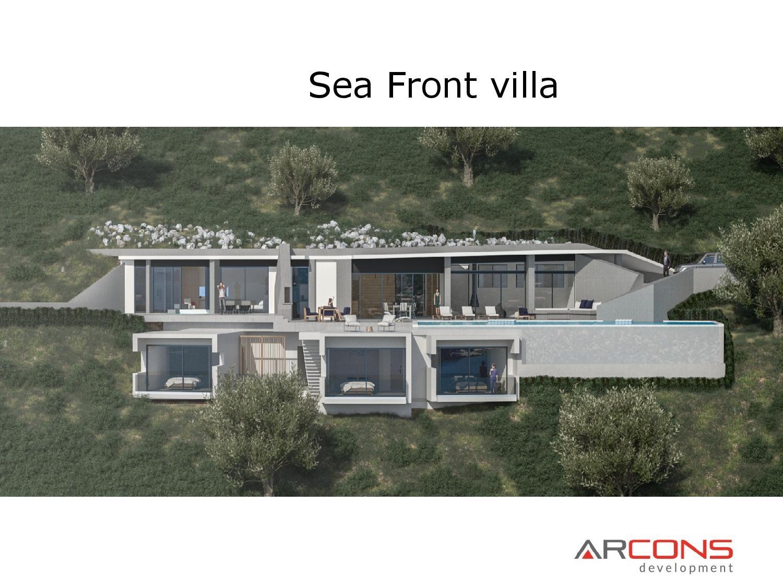 Arcons Development Cave Villa Sivota Lefkada 7