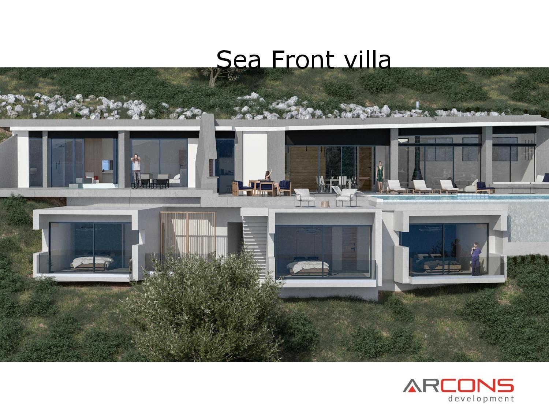Arcons Development Cave Villa Sivota Lefkada 8
