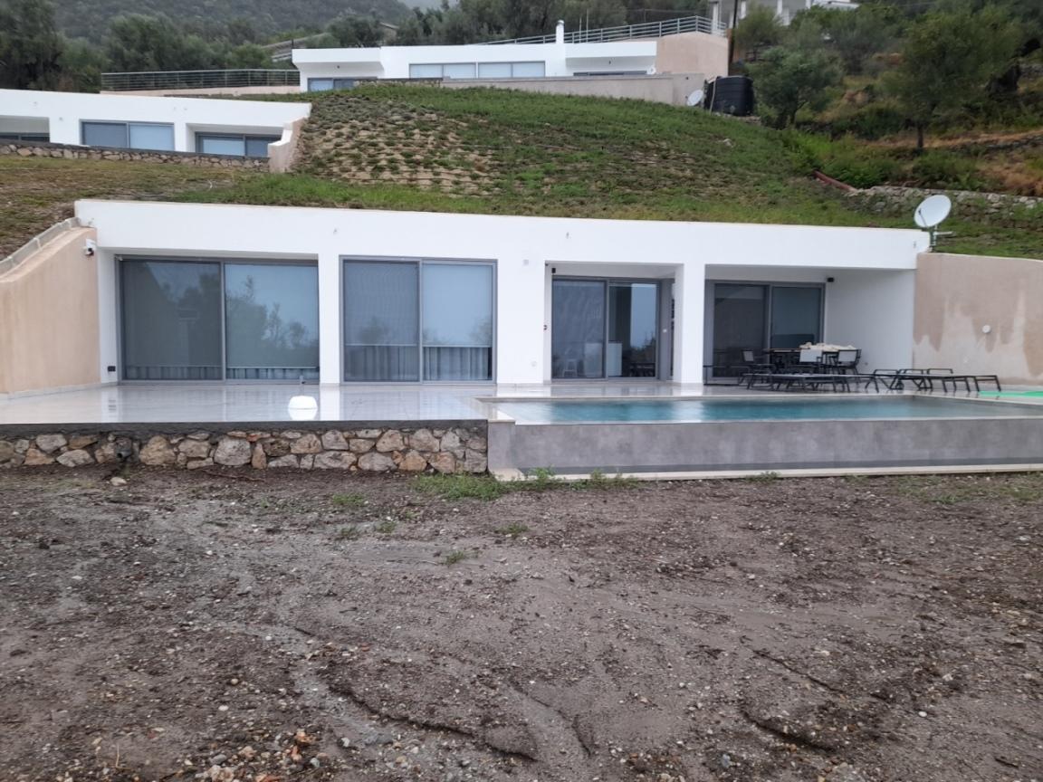 Arcons Development Cave Villas Perigilai Lefkada