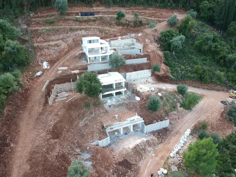 Arcons Development detached houses Ai Giannis Lefkada
