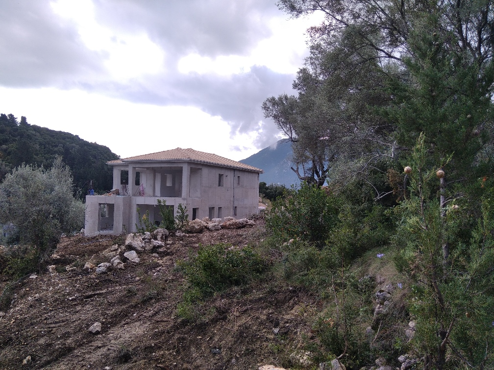 Arcons Development apartment building Lygia Lefkada